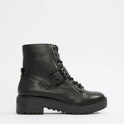 Bershka - lace-up boots | ASOS DE