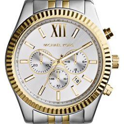 Michael Kors Large Lexington Chronograph Bracelet Watch, 45mm   Nordstrom