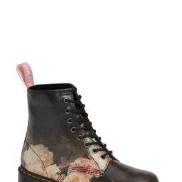Dr. Martens 1460 Power Floral Leather Boot (Women) | Nordstrom