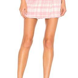 Sabrina Mini Skirt | Revolve Clothing (Global)