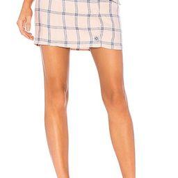 Lala Mini Skirt | Revolve Clothing (Global)