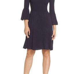 Eliza J Turtleneck Sweater Dress | Nordstrom