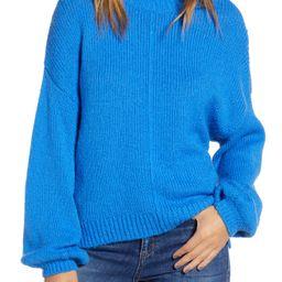 BP. Balloon Sleeve Sweater (Regular & Plus Size) | Nordstrom