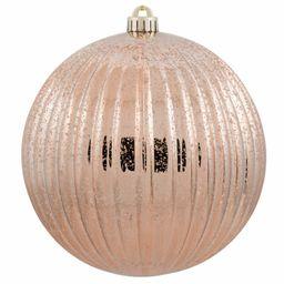 Pumpkin Christmas Ball Ornament | Wayfair North America