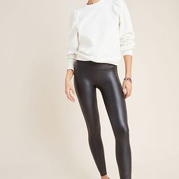 Spanx Faux Leather Leggings   Anthropologie (US)