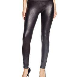 SPANX® Faux Leather Leggings Women   Bloomingdale's (US)