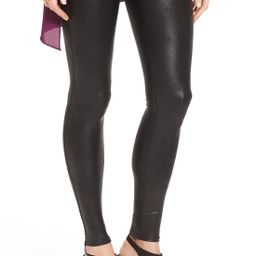 SPANX® Faux Leather Leggings   Nordstrom