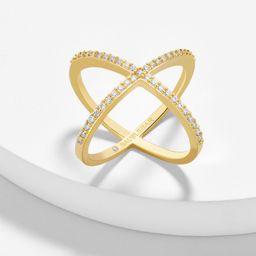 Crystal Mason Ring   BaubleBar (US)