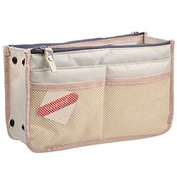 Vercord Updated Purse Handbag Organizer Insert Liner Bag in Bag 13 Pockets 3 Size | Amazon (US)