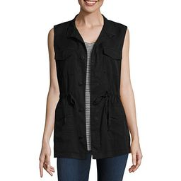 a.n.a. Cargo Vest - JCPenney   JCPenney