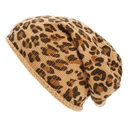 BP. Leopard Print Slouchy Beanie | Nordstrom