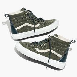Vans® Unisex Sk8-Hi MTE High-Top Sneakers in Suede | Madewell