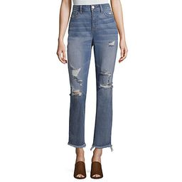 A.N.A Hi Rise Vintage Straight Jeans - JCPenney | JCPenney