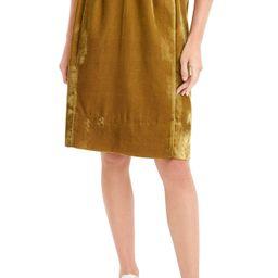 J.Crew Pull-On Velvet Skirt (Regular, Petite & Plus Size) | Nordstrom