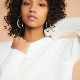 Lou & Grey Texturestitch Sweater   LOFT   LOFT