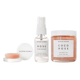 Herbivore Botanicals Coco Rose Luxe Hydration Trio (Limited Edition) ($51 Value) | Nordstrom