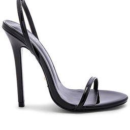RAYE Bali Heel in Black | Revolve Clothing (Global)
