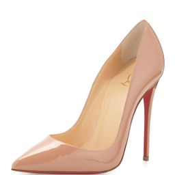 So Kate Patent Red Sole Pump | Neiman Marcus