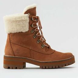 Timberland Courmayeur Valley Boot, Tan | American Eagle Outfitters (US & CA)