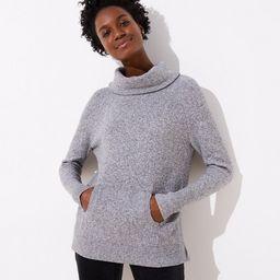 Turtleneck Pocket Sweater | LOFT | LOFT