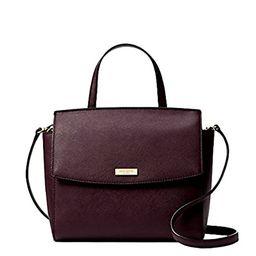 Kate Spade Laurel Way Alisanne Women's Leather Handbag Mahogany | Amazon (US)