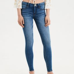 AE Ne(X)t Level Jegging, Starburst Blue | American Eagle Outfitters (US & CA)