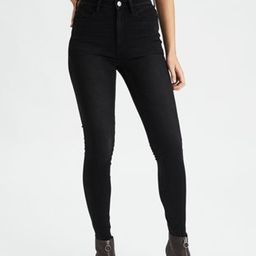 AE Super Soft Highest Waist Jegging | American Eagle Outfitters (US & CA)