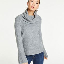 Cozy Ribbed Turtleneck Sweater | Ann Taylor (US)