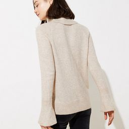 Flare Sleeve Sweater | LOFT | LOFT