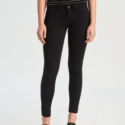 Jegging , Onyx Black   American Eagle Outfitters (US & CA)