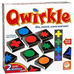 Qwirkle Board Game   Amazon (US)