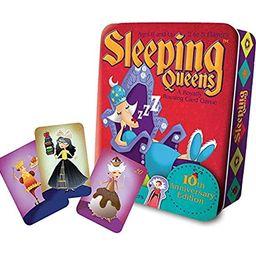 Sleeping Queens 10th Anniversary Tin Card Game   Amazon (US)
