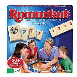 Rummikub -- The Original Rummy Tile Game   Amazon (US)