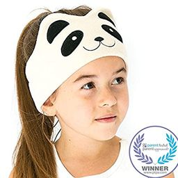 CozyPhones Kids Headphones Volume Limited with Ultra-Thin Speakers Soft Fleece Headband - Perfect Ch   Amazon (US)