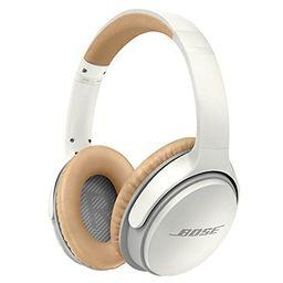 Bose SoundLink around-ear wireless headphones II- White   Amazon (US)