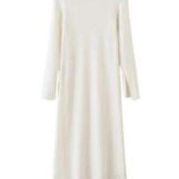 'Blake' Crewneck Knitted Maxi Dress (5 Colors) | Goodnight Macaroon