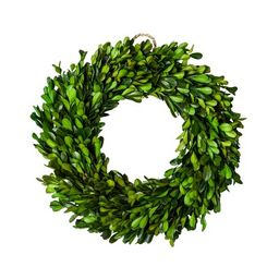 Preserved Boxwood Leaves Wreath - Smith & Hawken™ | Target