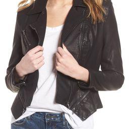 BLANKNYC Faux Leather Moto Jacket | Nordstrom