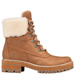Timberland   Women's Courmayeur Valley Shearling-Lined Boots   Timberland (US)