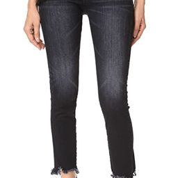 W3 Straight Authentic Crop Jeans | Shopbop