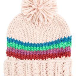 BP. Stripe Chunky Knit Beanie | Nordstrom