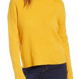 BP. Ribbed Funnel Neck Sweater | Nordstrom