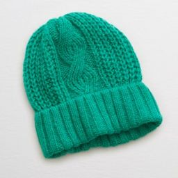 Aerie Cable Beanie   American Eagle Outfitters (US & CA)