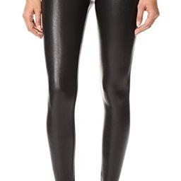 Perfect Control Faux Leather Leggings | Shopbop