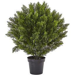 Nearly Natural 6881 3' (Indoor/Outdoor) Cedar Artificial Bush | Amazon (US)