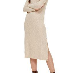 Topshop Rib Knit Midi Dress | Nordstrom