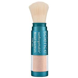 Colorescience Sunforgettable Mineral SPF 30 Sunscreen Brush | Amazon (US)