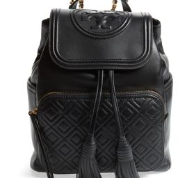 Tory Burch Fleming Lambskin Leather Backpack | Nordstrom
