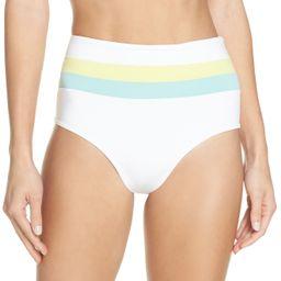 L Space Portia Reversible Colorblock Bikini Bottoms | Nordstrom