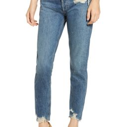 AGOLDE Jamie High Rise Classic Jeans (Grade)   Nordstrom